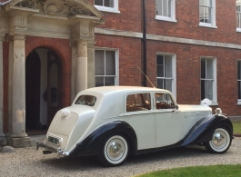 Bentley wedding car hire in North London